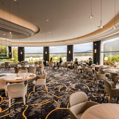 Les Trésoms Lake & Spa Resort, Annecy - Menu Autour d'un Plat