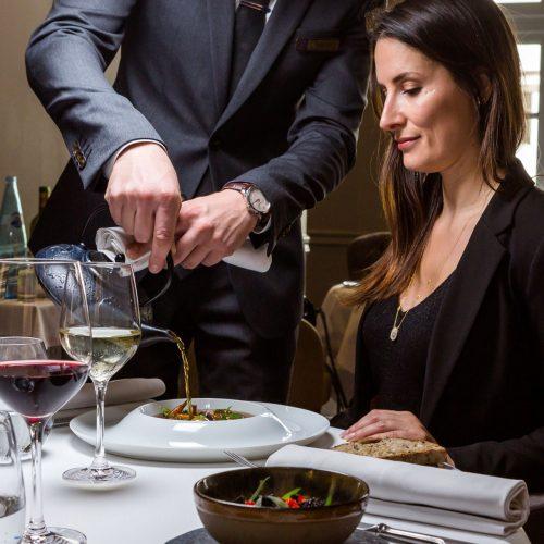 LA COUR DES CONSULS HOTEL & SPA - Dîner gastronomique Signature au Cénacle