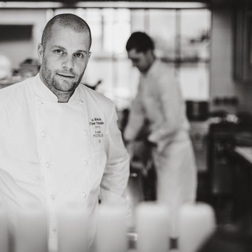 HOTEL LA MIRANDE - Dîner 9  temps au restaurant gastronomique étoilé