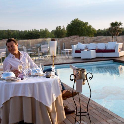 HOTEL ILE DE LA LAGUNE - Soirée Romantique