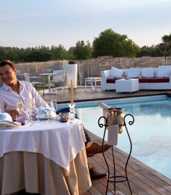 Soirée Romantique - HOTEL RESIDENCE ILE DE LA LAGUNE