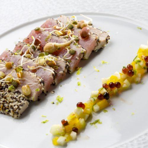 AUBERGE DE LA FORET - Menu Plaisir à 4 plats pour 2 personnes Boissons incluses