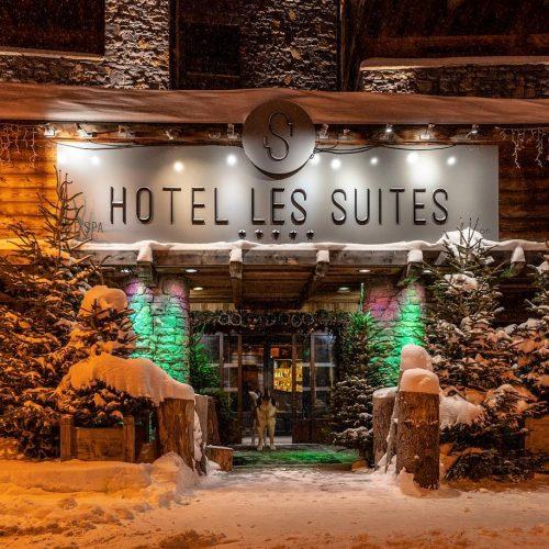 HOTEL ET SPA LES SUITES -MAISON BOUVIER - Escapade gourmande