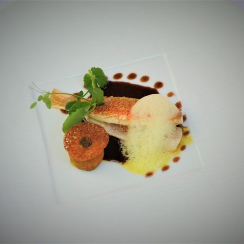 Restaurant SKAB - Menu Dégustation