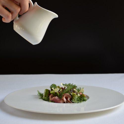 Restaurant Nature - Menu Racine
