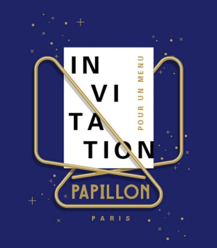 Invitation Papillon - DUCK WALK