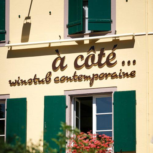 """Auberge Saint-Laurent - Forfait WINSTUB """"Menu & Boissons"""""""
