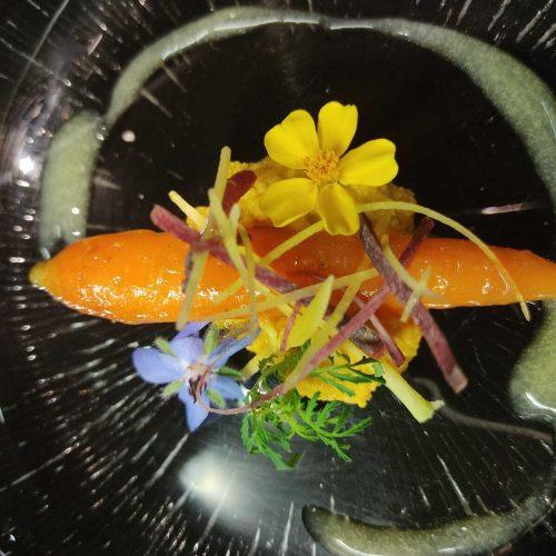 HOTEL RESTAURANT HERVE BUSSET - Coffret Cadeau-Repas Gourmand-Menu Reflet en 6 services