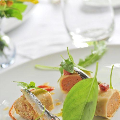 Restaurant Le Jarrousset - Menu Confiance
