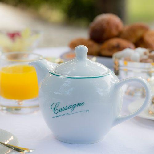 AUBERGE DE CASSAGNE & SPA - Petit-Déjeuner Buffet & Accès au Spa de Cassagne