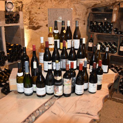 LA ROCHE LE ROY - Menu autour de vins d'exceptions