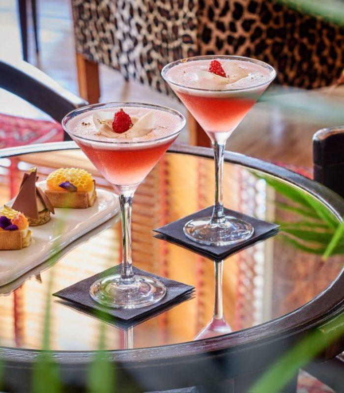 Apéritif au Piano Bar Fitzgerald - HOTEL BELLES RIVES