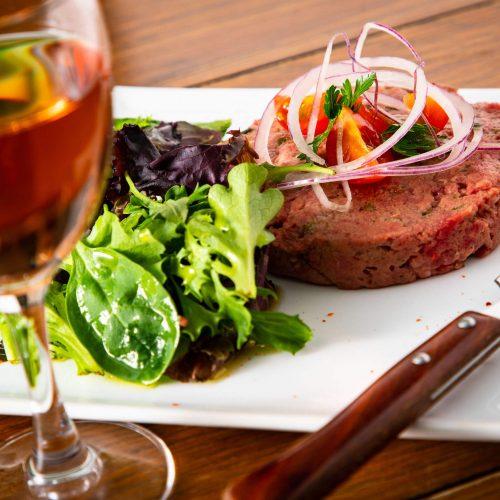 DOMAINE ET GOLF DU RONCEMAY - Déjeuner au Bistro, apéritif inclus