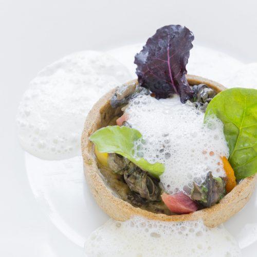 """LE DRACY HOTEL ET SPA – RESTAURANT LA GARENNE - Formule """"Entrée, Plat, Dessert"""" pour 1 personnes"""
