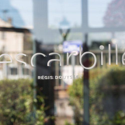 L'ESCARBILLE - Menu Dégustation Carte Blanche