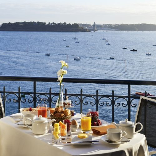 GRAND HOTEL & CASINO BARRIERE DINARD - Escale Sublime & Gourmandise Be My Love in Dinard