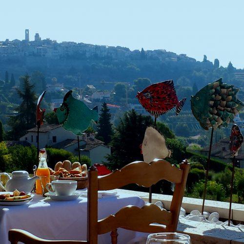 HOTEL **** ET RESTAURANT ALAIN LLORCA - le Petit Déjeuner chez Alain Llorca