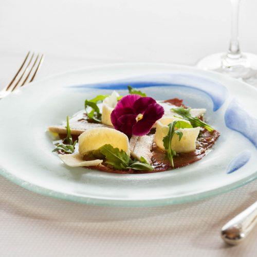 A La Cour d'Alsace - Menu gastronomique 4 plats