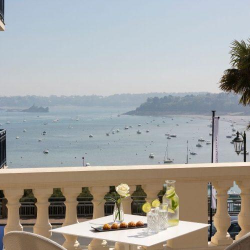 GRAND HOTEL & CASINO BARRIERE DINARD - Escale & Plaisir Séjour Tonique et Iodé