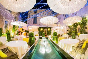 L'Auberge de Saint Rémy de Provence - Restaurant Fanny Rey