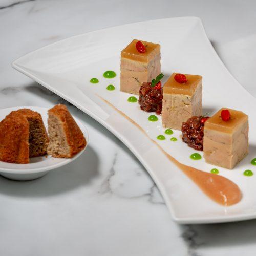 AUBERGE DE CASSAGNE & SPA - Déjeuner ou diner gastronomique