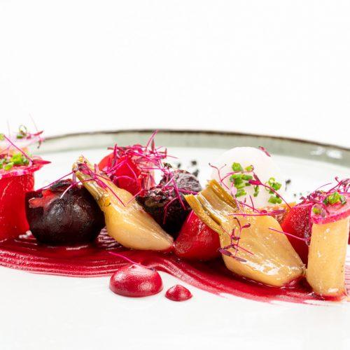 HOTEL DE LA POSTE ET DU LION D'OR - Coffret Gastronomique Végétarien