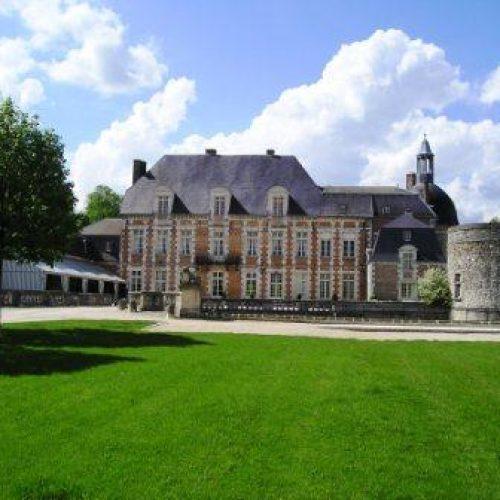LE CHATEAU D'ETOGES - Etape Royale au Château : Champagne, Dîners et Spa