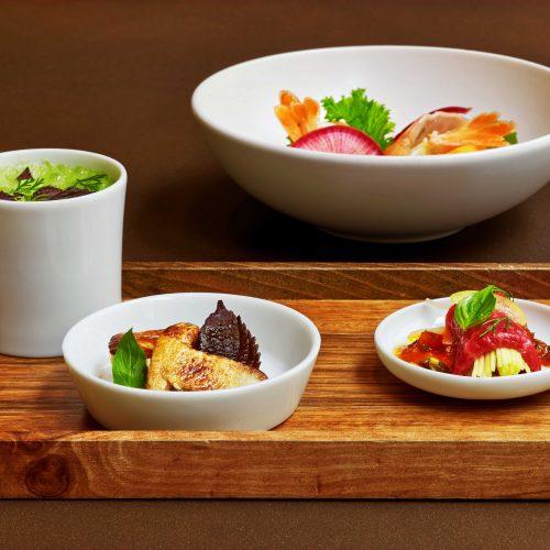 ZE KITCHEN GALERIE - Restaurant Kitchen Galerie Bis - KGB - Menu Découverte en 4 services