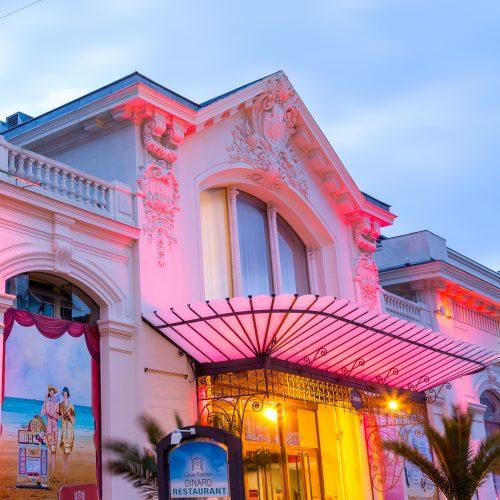 GRAND HOTEL & CASINO BARRIERE DINARD - Chance & Gourmandise Envie d'une parenthèse Casino ?