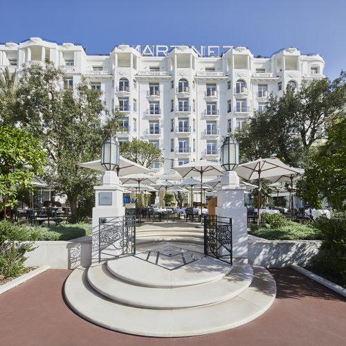 Hôtel Martinez - Le Jardin du Martinez - Coffret Découverte