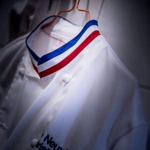 """LE NEUVIEME ART - Coffret """"menu en 4 plats"""" avec accord mets & vins"""