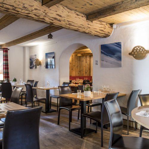 """FLOCONS DE SEL - Coffret Cadeau Restaurant - Déjeuner ou Dîner au Bistrot  """"Flocons Village"""""""