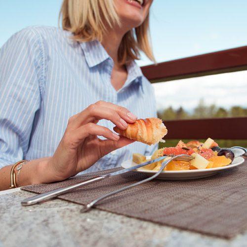 - Brunch du dimanche au restaurant La Table A l'Hôtel Ermitage