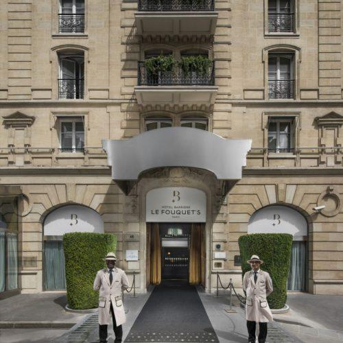 Hôtel Barrière Le Fouquet's Paris - Escale & Plaisir