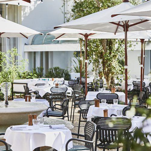 Hôtel Martinez - Le Jardin du Martinez - Coffret Méditerranée