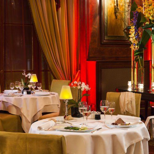 RESORT BARRIERE DEAUVILLE - Gourmandise & Papille RESTAURANT LE COTE ROYAL à l'Hôtel Le Royal