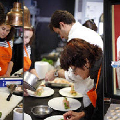 HOTEL LE FRANCE - Osez partager mon univers culinaire Offrez une soirée cuisine