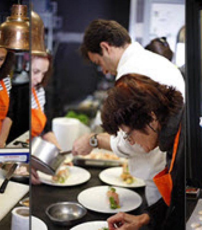 Osez partager mon univers culinaire Offrez une soirée cuisine - HOTEL LE FRANCE