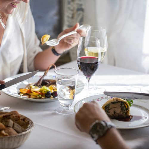Benoit Paris - Déjeuner 3 plats & boissons incluses