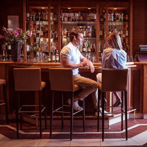 EVIAN RESORT - Cocktail à deux au bar le Birdie