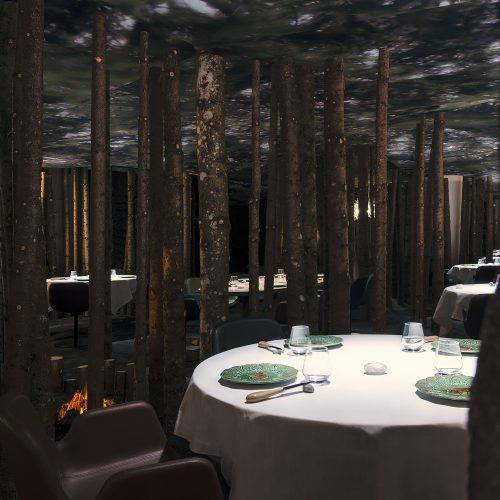 HOTEL ET SPA LES SUITES -MAISON BOUVIER - Menu 1874 mètres avec boissons
