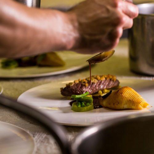 LA COUR DES CONSULS HOTEL & SPA - Déjeuner à Carcassonne