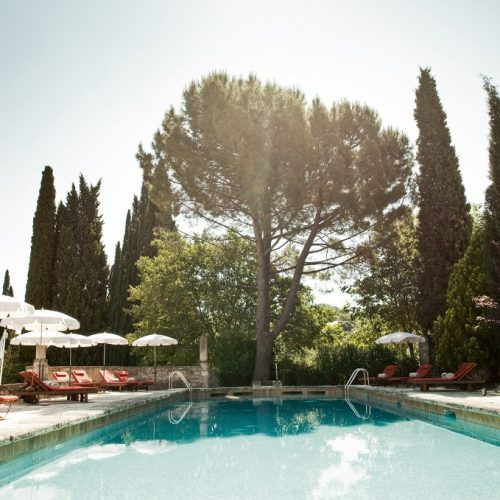 HOSTELLERIE DE L'ABBAYE DE LA CELLE - Le Temps d'une nuit… en Provence