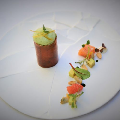Restaurant SKAB - Menu Plaisir