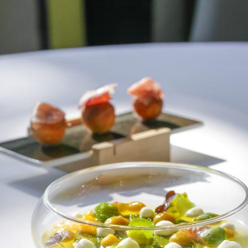 Restaurant L'Aparté - Menu AparT