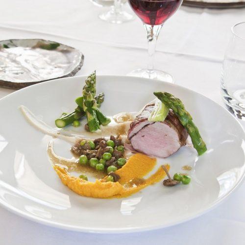 Restaurant Le Jarrousset - Menu Promenade Gourmande