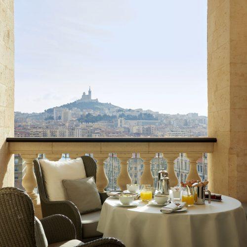 INTERCONTINENTAL MARSEILLE - HOTEL DIEU - Escapade Marseillaise Etoilée