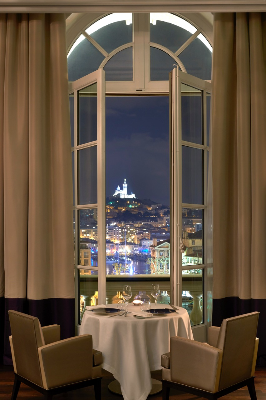 INTERCONTINENTAL MARSEILLE - HOTEL DIEU - Dîner Gastronomique