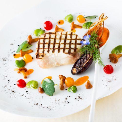 Restaurant Mon Plaisir - Menu Lomont accord mets et vins