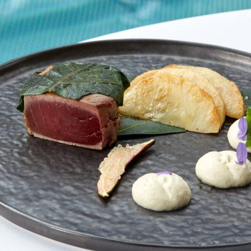 Villa Duflot Perpignan - Hôtel Restaurant & Spa - Invitation Gastronomique et son accord mets vins